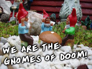 Gnomeo and Juliet: The Perils of Tackiness