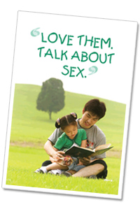 Open, age-appropriate communication about sexuality is a part of good parenting.