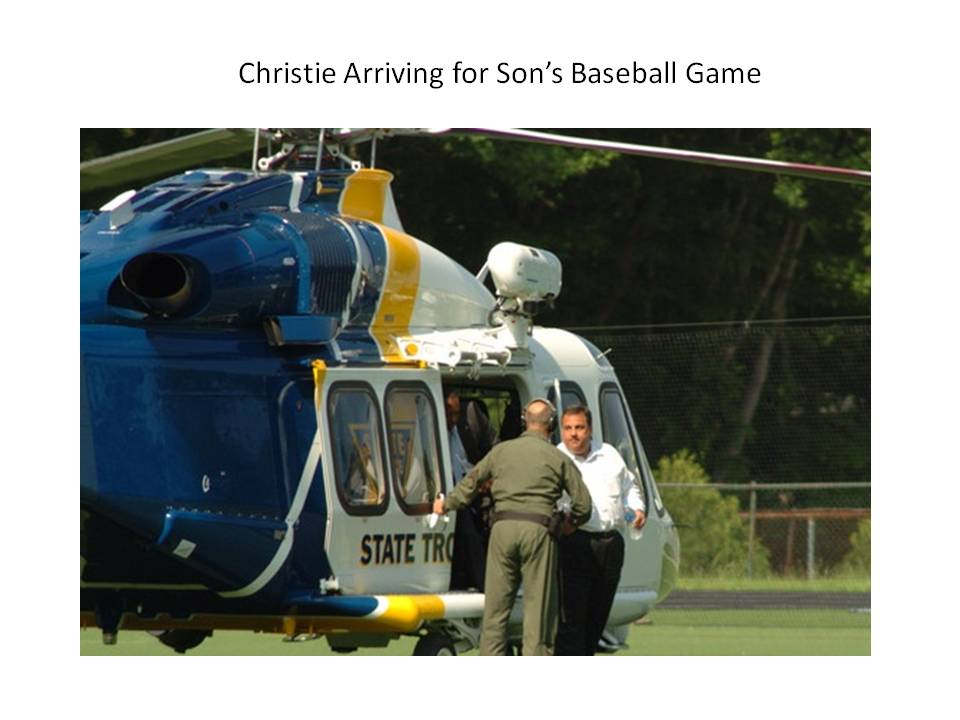 Christie not Spelled 'Christ'
