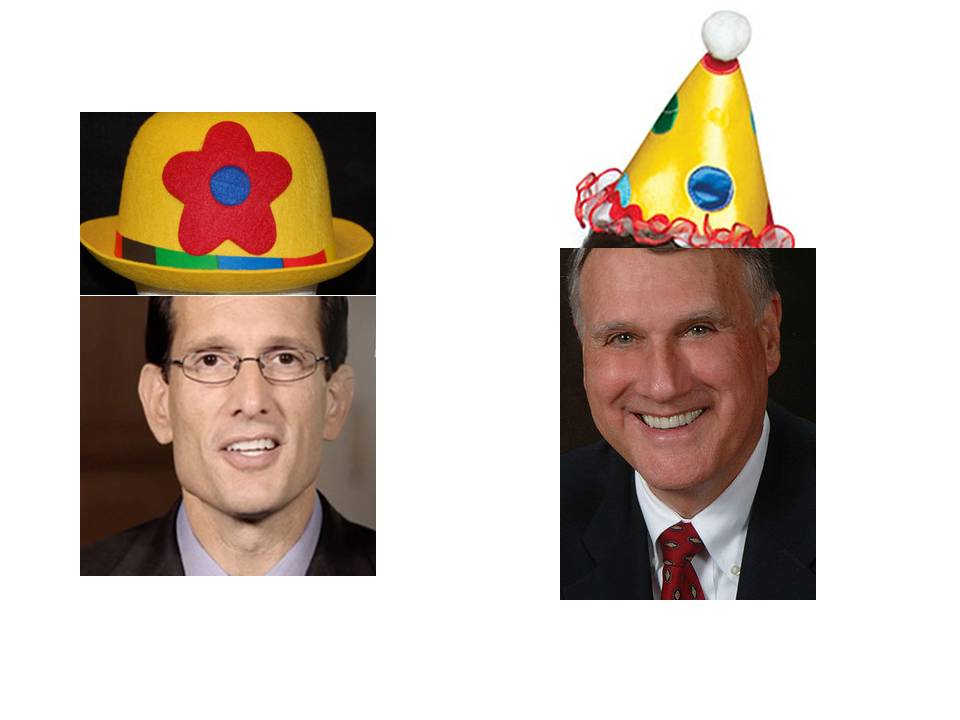 Cantor and Kyl: Clowns for the Rich?