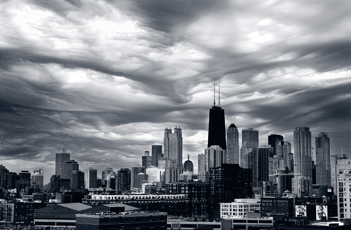 Collateral Damages – Chicago; Living in Fear