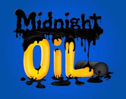 Midnight Oil Beds Are Burning Taboo Jive