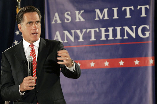 The Gay Veteran that Bit Down on Romney