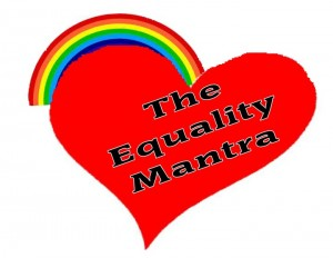 The Equality Mantra