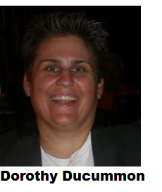 WHOF's Guest Writer of the Month — Dorothy Ducummon