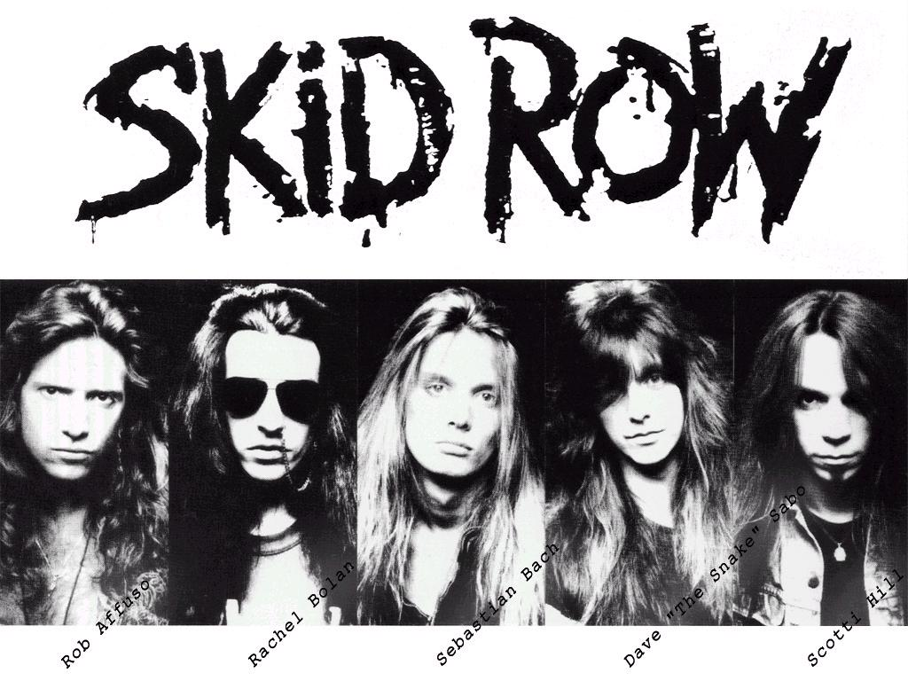 Skid Row; 18 and Life