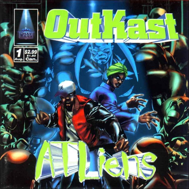 OutKast — ATLiens