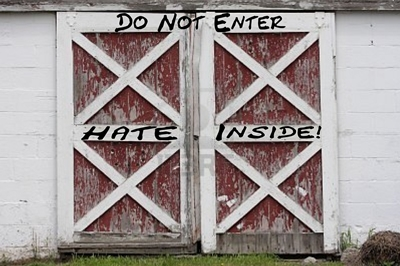 Shutting the Barn Door on Hate