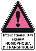 IDAHO: International Day Against Homophobia/Biphobia & Transphobia