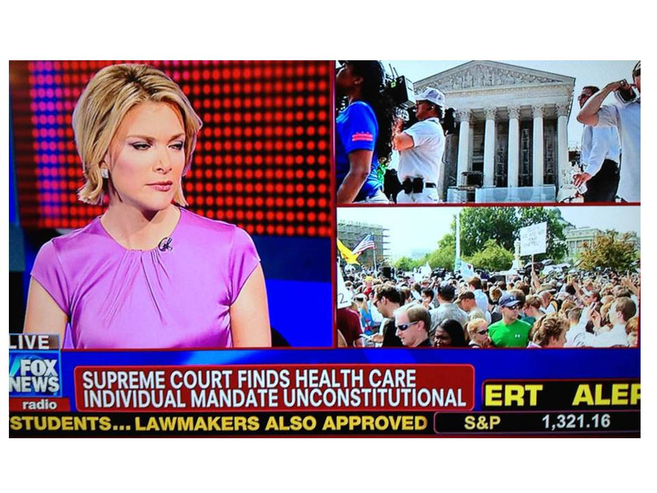 Fox Gaffe: Affordable Care Act
