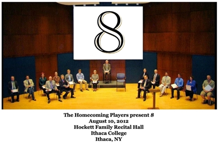 "The Homecoming Players Take On ""8 the Play"""
