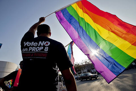 Prop 8 Saga May End, as *8* the Play Ascends
