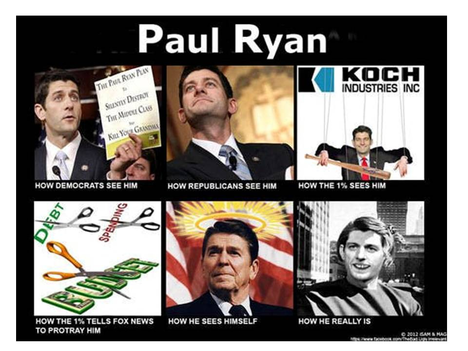Ryan's Ode to Ayn Rand