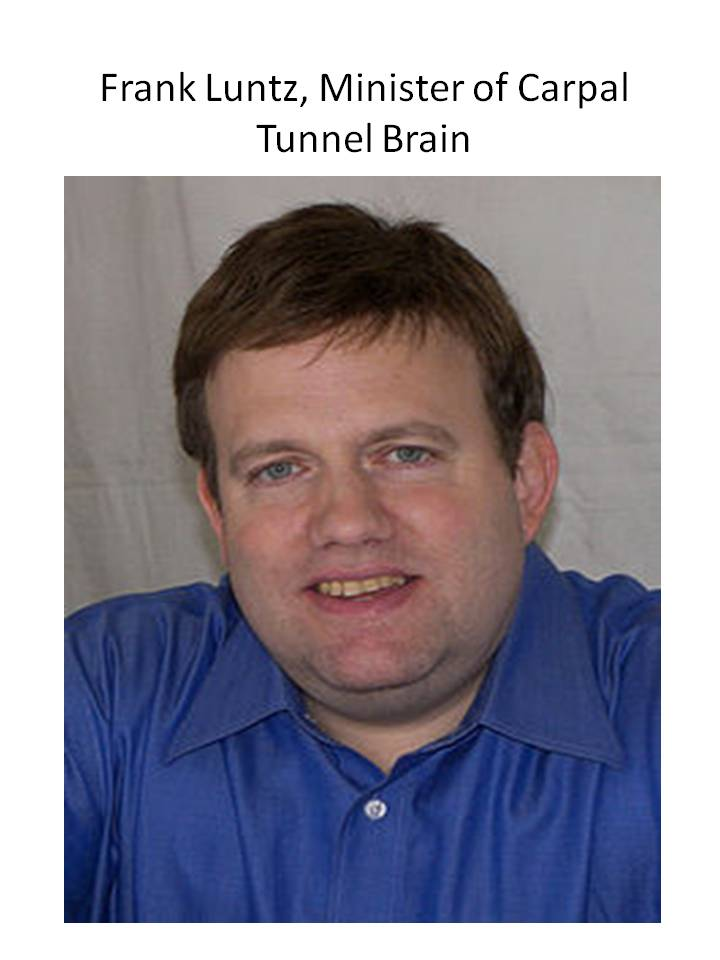 Carpal Tunnel Brain Syndrome