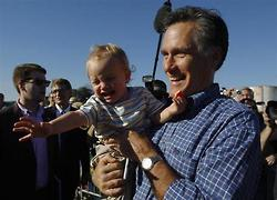 Mitt Romney: No Future For Our Children