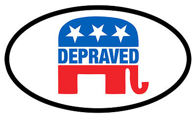 Of Cherry Trees, Vaginas & Arithmetic: The Demise of the GOP