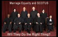 The High-Court Test for Marriage Equality