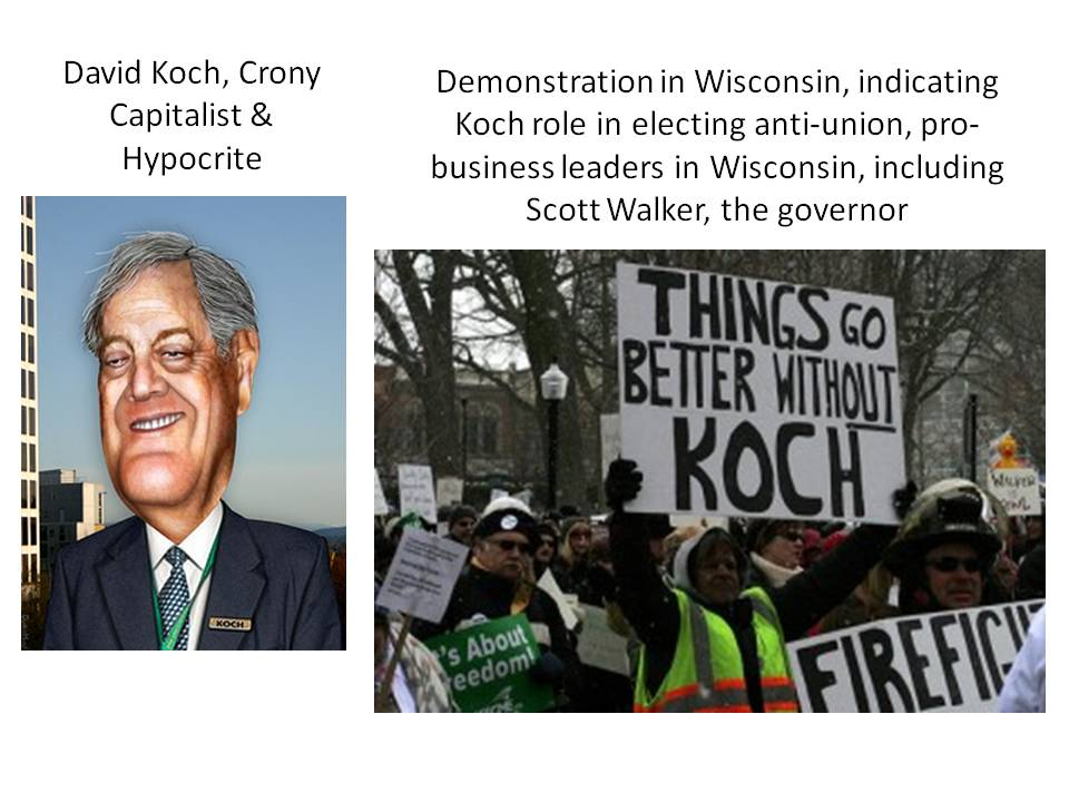 The Koch Heads — of Plutocrats