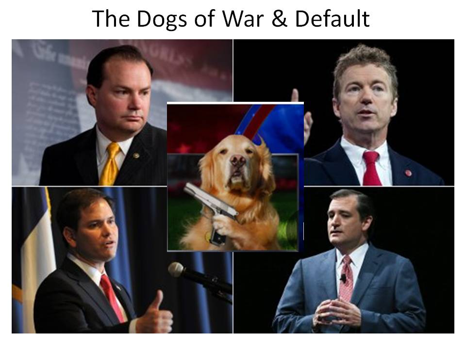 Dogs of Default