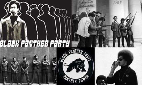 Ignorance in Education: Black Panther Party vs. KKK