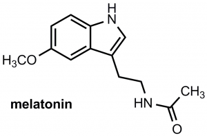 melatonin_molecule