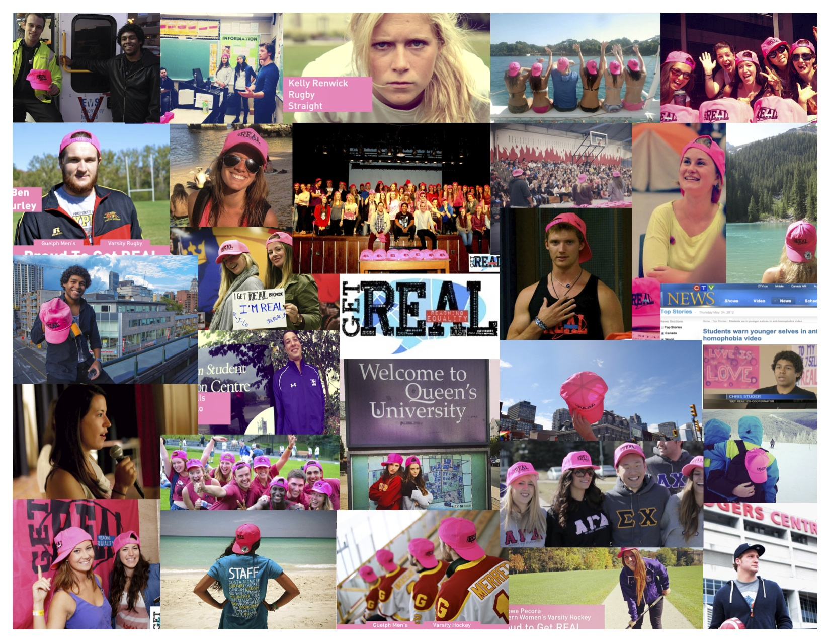 A Youth Movement Against Homophobia: Get REAL