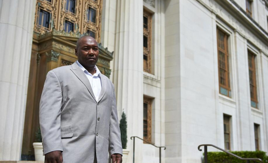 Man Exonerated After Spending 21 Years In Jail After Being Framed By NYPD