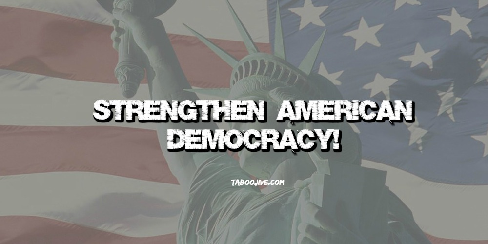 """Voting System Changes Needed for U.S. """"Democracy"""""""